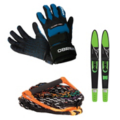 O'Brien X-Grip Pro with Burner Combo Skis Set, , medium