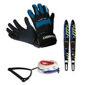 O'Brien X-Grip Pro with Performer Combo Skis Set, , medium