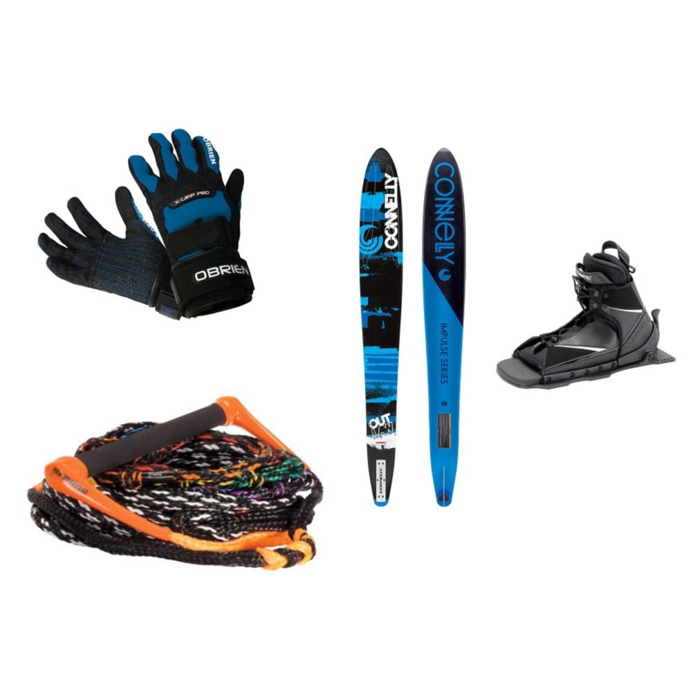 O'Brien X-Grip Pro with Outlaw Slalom Skis Set, , medium