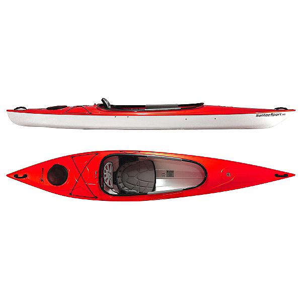 Hurricane Santee 116 Sport Kayak 2017, Red, 600