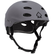 Pro-Tec Ace Mens Skate Helmet 2013, Matte Grey, medium