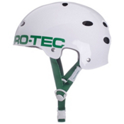 Pro-Tec B2 Signature Mens Skate Helmet 2013, Gloss White, medium