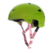 Pro-Tec B2 Signature Mens Skate Helmet 2013, Gloss Neon Green, medium