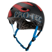Pro-Tec B2 Signature Mens Skate Helmet 2013, Matte Rising Sun Black, medium