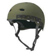 Pro-Tec B2 Signature Mens Skate Helmet 2013, Army Green, medium