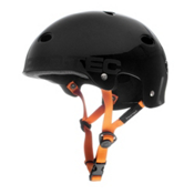 Pro-Tec B2 Signature Mens Skate Helmet 2013, Gloss Black, medium
