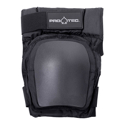 Pro-Tec Park Aggressive Skate Knee Pads, Black, medium