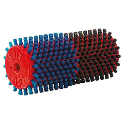 Swix Roto Double Brush - Horse Hair and Blue Nylon Brush 2017, , 256