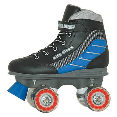 Roller Derby City Lites Boys Outdoor Roller Skates, , large