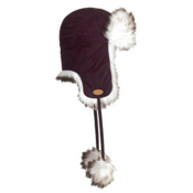 Turtle Fur Maggie Womens Hat, Meteor, medium