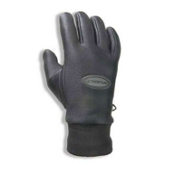 Seirus All Weather Gloves, Black, medium