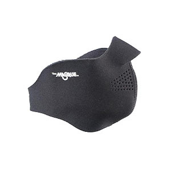 Seirus NeoFleece Masque Neck Warmer, Black, 600