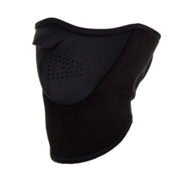 Seirus NeoFleece Combo Neck Warmer, Black, medium