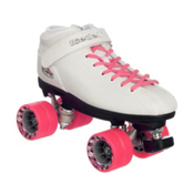 Riedell R3 Womens Speed Roller Skates 2013, White, medium