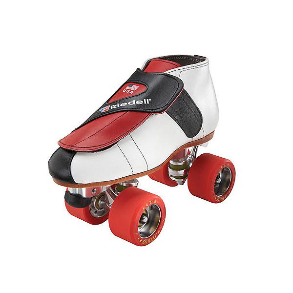 Riedell 911 Jammer Boys Jam Roller Skates, Red, 600