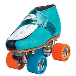 Riedell 911 Jammer Jam Roller Skates 2017, , 256
