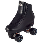 Riedell 120 Uptown Boys Rhythm Roller Skates, Black, medium
