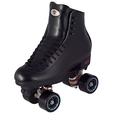 Riedell 120 Uptown Boys Rhythm Roller Skates, Black, viewer