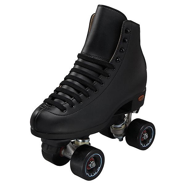 Riedell 111 Boost Boys Rhythm Roller Skates, Black, 600