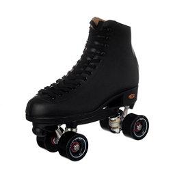 Riedell 111 Boost Rhythm Roller Skates, Black, 256