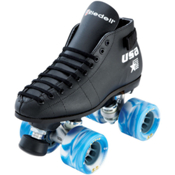 Riedell Cobalt Speed Roller Skates 2013, Black, medium