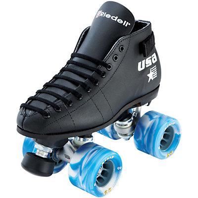 Riedell Cobalt Speed Roller Skates, , large