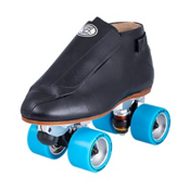 Riedell 395 Quest Jam Roller Skates, Black, medium