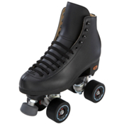 Riedell 111 Angel Boys Artistic Roller Skates, Black, medium
