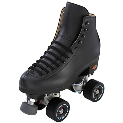 Riedell 111 Angel Boys Artistic Roller Skates, Black, viewer