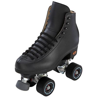 Riedell 111 Angel Boys Artistic Roller Skates, Black, large