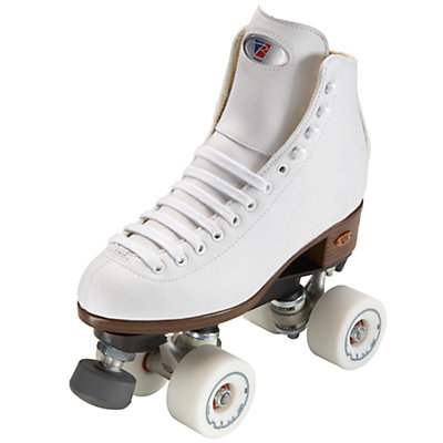 Riedell 111 Angel Womens Artistic Roller Skates 2016, White, large