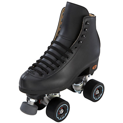 Riedell 111 Angel Artistic Roller Skates, Black, viewer