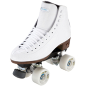 Riedell 120 Mustang Girls Artistic Roller Skates 2013, White, medium