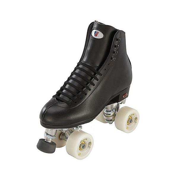 Riedell 120 Raven Boys Artistic Roller Skates, Black, 600