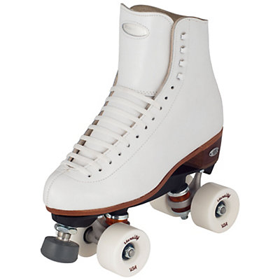 Riedell 220 Epic Womens Artistic Roller Skates 2016, White, viewer