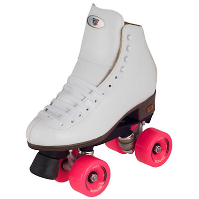 Riedell 111 Citizen Womens Outdoor Roller Skates, White, viewer