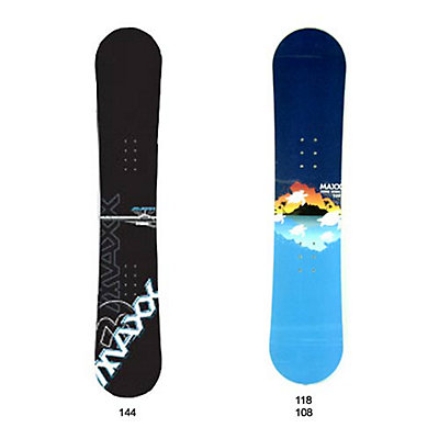 SnowJam Maxx Eternal Boys Snowboard, , large