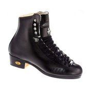 Riedell Black Elite HLS 1500 Figure Skate Boots, , medium
