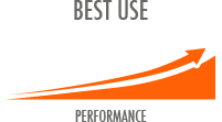 Best Use: Performance - ideal for long distances, training, exercise