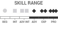 Skill Range: Advanced-Pro