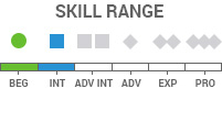 Skill Range: Beginner-Intermediate