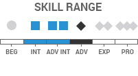 Skill Range: Intermediate-Advanced