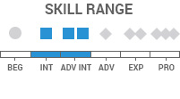 Skill Range: Intermediate-AdvancedIntermediate