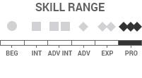 Skill Range: Expert-Pro