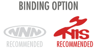 Binding Option: NIS - skis have a plate attached; bindings sold separately