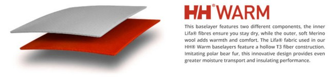 Helly Hansen Warm Ice Crew
