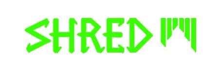 Shred Helmet Logo