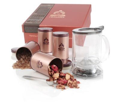 Teavana Tea Gift Set