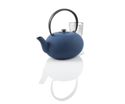 Fuku Japanese Cast Iron Teapot