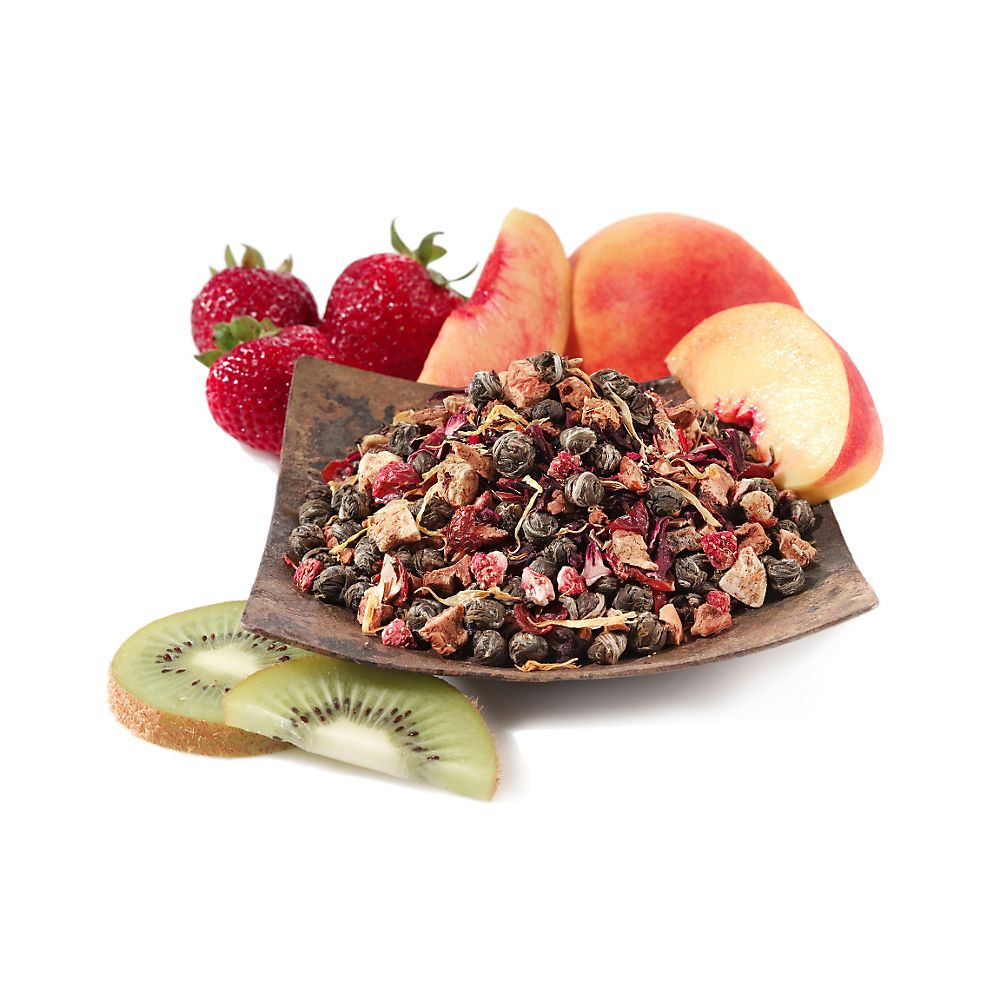 Teavana Peachberry Jasmine Sutra Loose-Leaf Green Tea